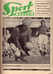 WM 1950 Sport Magazin