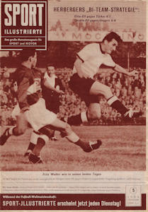 WM 1954 Sport-Illustrierte_No5