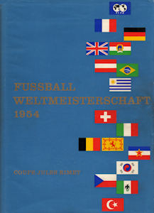 WM 1954 internationale Ausgabe