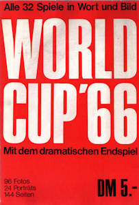 WM 1966 Belser World Cup 66