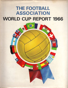 WM 1966 The Football Association World Cup Report 1966